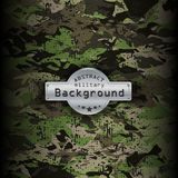 Camouflage military pattern background. Vector Stock Images