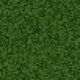 Camouflage military pixel vector background Stock Photography