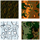 Camouflage military. Royalty Free Stock Images