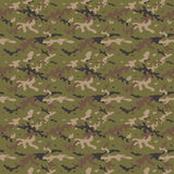 Camouflage Multi Seamless Tile Pattern Royalty Free Stock Photography