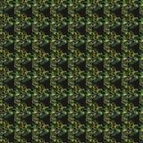 Camouflage naadloos patroon in schaduwen van groen Vector illustratie vector illustratie