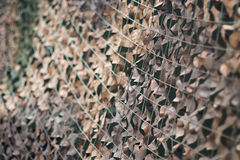 Camouflage net, Army camouflage pattern. Military camouflage net. Camouflage net Royalty Free Stock Image