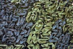 Camouflage net background Royalty Free Stock Image