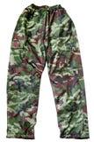 Camouflage pants Stock Photos