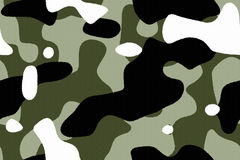 Camouflage  pattern 1 Stock Photo