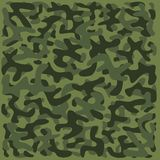 Camouflage Pattern 2 - Green Royalty Free Stock Images