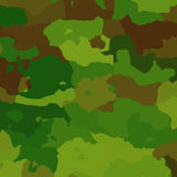 Camouflage pattern Royalty Free Stock Photography