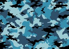 Camouflage pattern Stock Photography