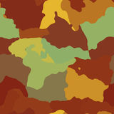 Camouflage pattern Stock Image