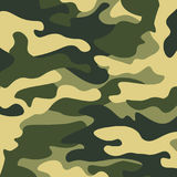 Camouflage pattern background. Classic clothing style masking camo repeat print.. Camouflage pattern background. Classic clothing style masking camo repeat Stock Photos