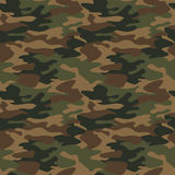 Camouflage pattern background seamless Royalty Free Stock Photography