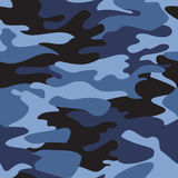 Camouflage pattern background seamless Stock Image
