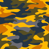 Camouflage pattern background seamless clothing print Royalty Free Stock Image