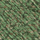 Camouflage pattern background seamless illustration. Classic clothing style masking camo repeat print. Green brown black. Olive colors forest texture royalty free stock photos