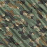 Camouflage pattern background seamless illustration. Classic clothing style masking camo repeat print. Green brown black. Olive colors forest texture royalty free stock image
