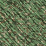 Camouflage pattern background seamless illustration. Classic clothing style masking camo repeat print. Green brown black. Olive colors forest texture royalty free illustration