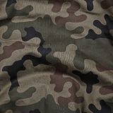 Camouflage pattern background Royalty Free Stock Photos
