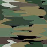 Camouflage Royalty Free Stock Photography