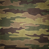 Camouflage pattern. Military camouflage pattern close up Royalty Free Stock Images