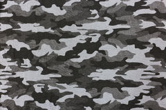 Camouflage pattern seamless for texture and background. Stock Photo
