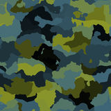 Camouflage pattern texture Stock Images