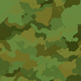 Camouflage pattern texture Stock Photography