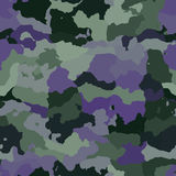 Camouflage pattern texture Royalty Free Stock Photos