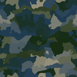 Camouflage pattern texture Royalty Free Stock Photo