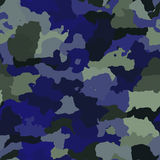 Camouflage pattern texture Stock Image
