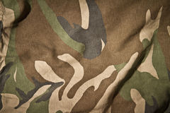 Camouflage pattern trousers. Abstract background Royalty Free Stock Photography