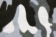 Camouflage pattern woodland style. Royalty Free Stock Image