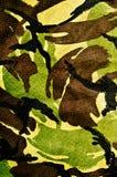 Camouflage print Stock Photo