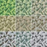 Camouflage sans joint illustration stock