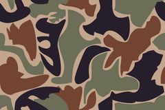 Camouflage seamless Royalty Free Stock Photo