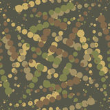 Camouflage Seamless Background. Royalty Free Stock Photos
