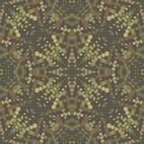 Camouflage Seamless Background. Stock Photography