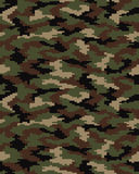 Camouflage seamless6 de Digital Photo stock