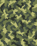 Camouflage seamless3 de Digital Photos stock