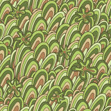 Camouflage seamless pattern Royalty Free Stock Photo
