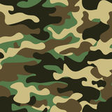 Camouflage seamless pattern background. Classic clothing style masking. Camouflage seamless pattern background. Classic clothing style masking camo repeat Stock Images