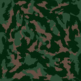 Camouflage seamless pattern  Royalty Free Stock Images