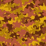 Camouflage seamless pattern military background . Camouflage seamless pattern military background Royalty Free Stock Photos