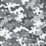 Camouflage seamless pattern military background . Royalty Free Stock Images