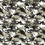 Camouflage seamless pattern. royalty free illustration