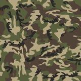 Camouflage seamless Stock Image