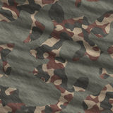 Camouflage seamless texture. Camouflage square illustration - seamless texture Stock Image