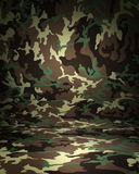 Camouflage Seemless Background Stock Photos
