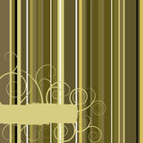 Camouflage stripe Royalty Free Stock Photography