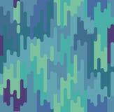 Camouflage stylized seamless pattern. Stock Photo