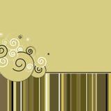 Camouflage swirl Stock Photos